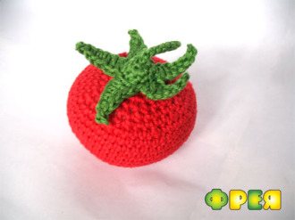 Вязания помидорами
