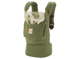 Fashion Line Organic Сollection ERGO Baby Carrier - эргорюкзак ZEN - органик Лайм - с рождения до 4-х лет